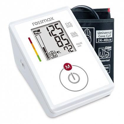 Baumanómetro digital de brazoRossMax