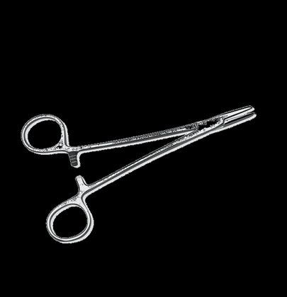 Porta agujas Mayo Hegar 14 cm 25130