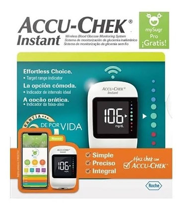Glucómetro Accu-Chek Instant