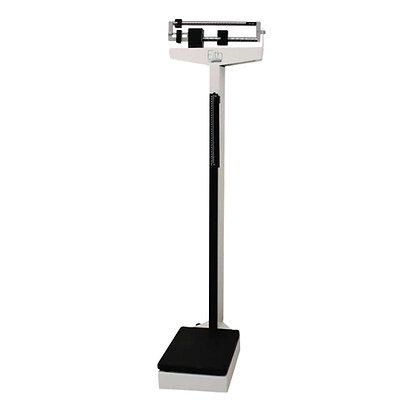 Báscula de pedestal con estadímetro Hergom 200 kg