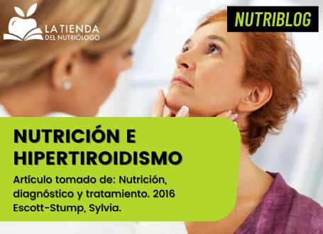 Nutrición e hipertiroidismo