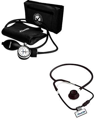 Kit de baumanómetro con estetoscopio ECO