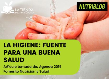 La higiene: fuente para una buena salud