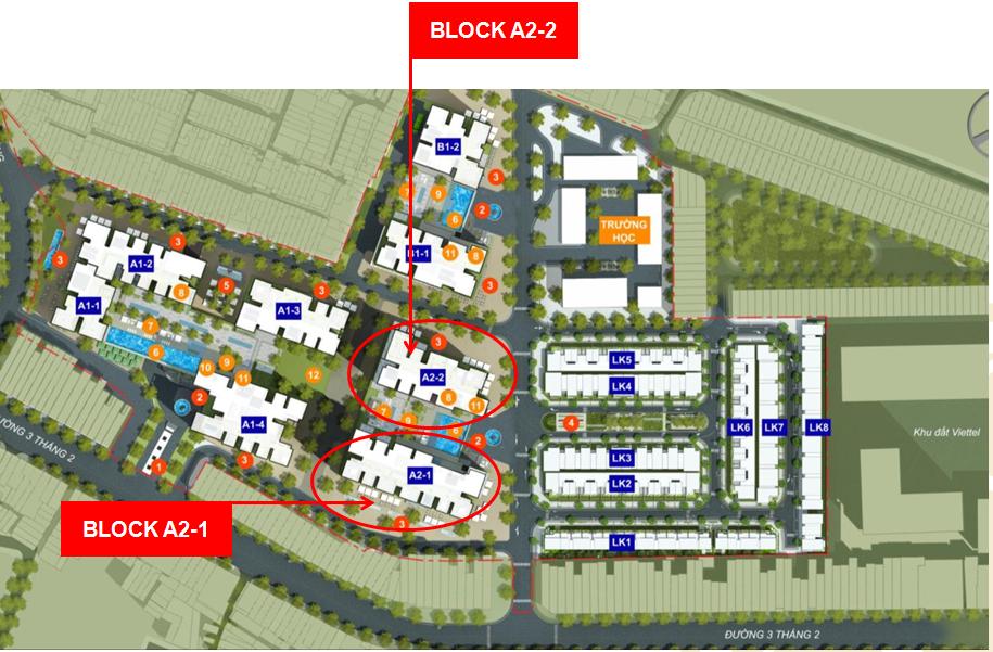 Block A22 - Hà Đô Centrosa Garden