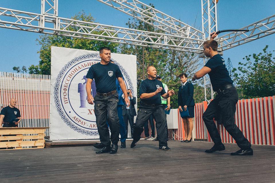 Обучение телохранителей