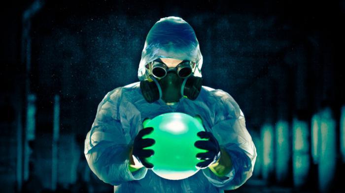 Химическая атака