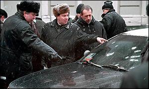 Покушение на вице мэра Орджоникидзе