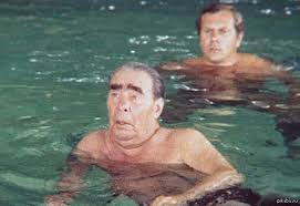 Охрана Брежнева