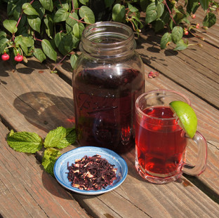 Cooling Summer Tea