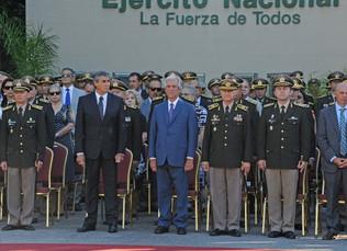 Ante la crisis político-militar en curso