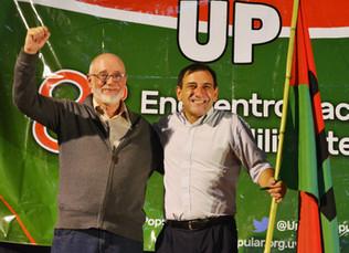 Gonzalo Abella y Gustavo López aprobados por aclamación como candidatos de la UP (galerías, videos y