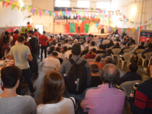 La UP ante propuesta de referéndum contra la LUC
