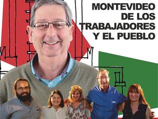 Listas de Unidad Popular en Montevideo
