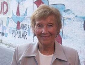 Delia Villalba nos enseña y nos alienta en las luchas hasta la victoria
