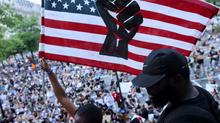 ¡¡Solidaridad con la lucha del pueblo de EEUU!!