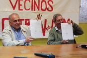Unidad Popular y PVA firmaron Compromiso con los Vecinos