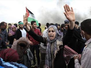 Solidaridad con el pueblo palestino ante nueva represión israelí