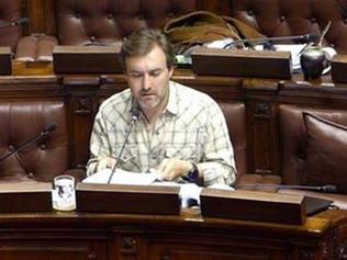 Sólo la UP voto contra el envío de efectivos uruguayos a Chile