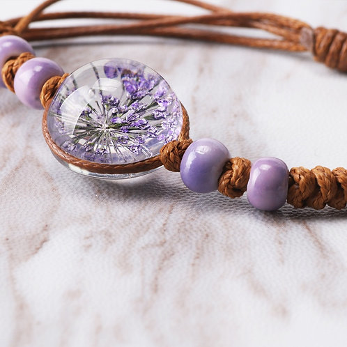 Violet Real Flower