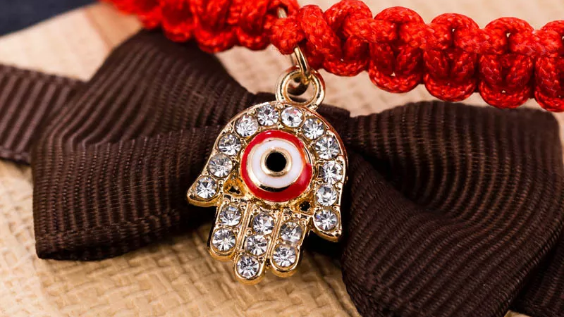 Hamsa - Eye of Fatima