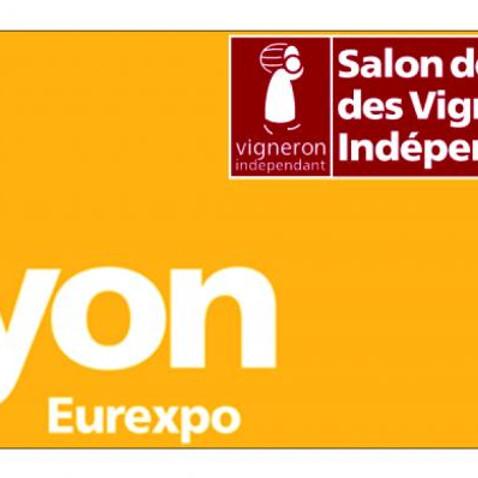 13ème Salon des Vins des Vignerons Indépendants - Lyon Eurexpo (Stand C24)