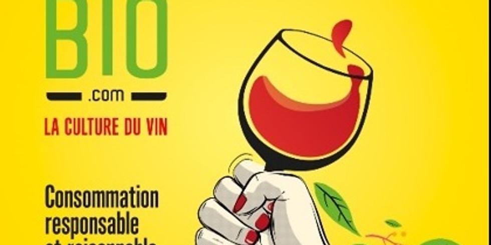 Salon du Vin Bio Villefranche-sur-Saone