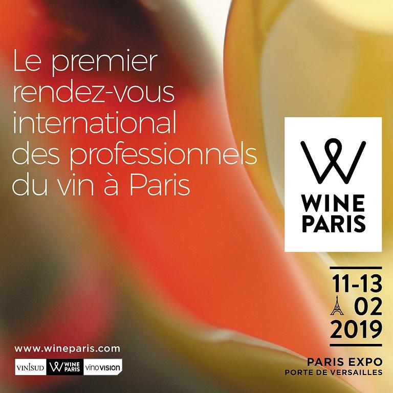 Wine Paris / Stand Nouvelle Vague (7.1 L110d)