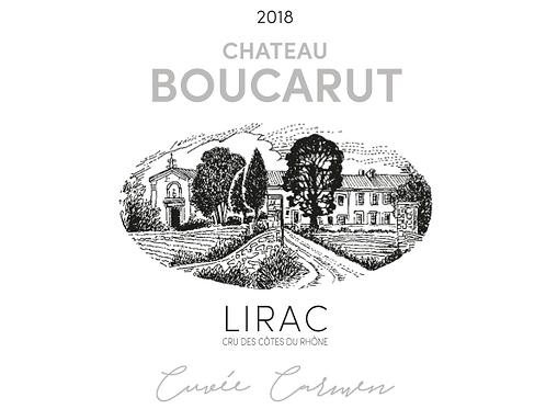 Cuvée Carmen 2018 / carton de 6