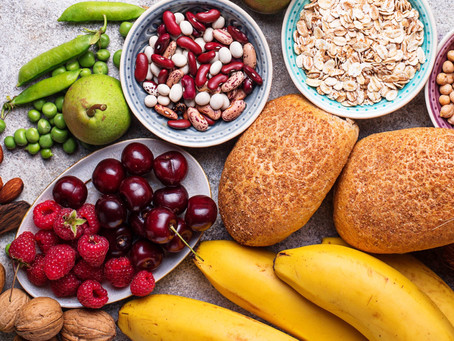 Is Fiber the 4th MacroNutrient?