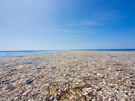 The Fib of Plastics Recycling