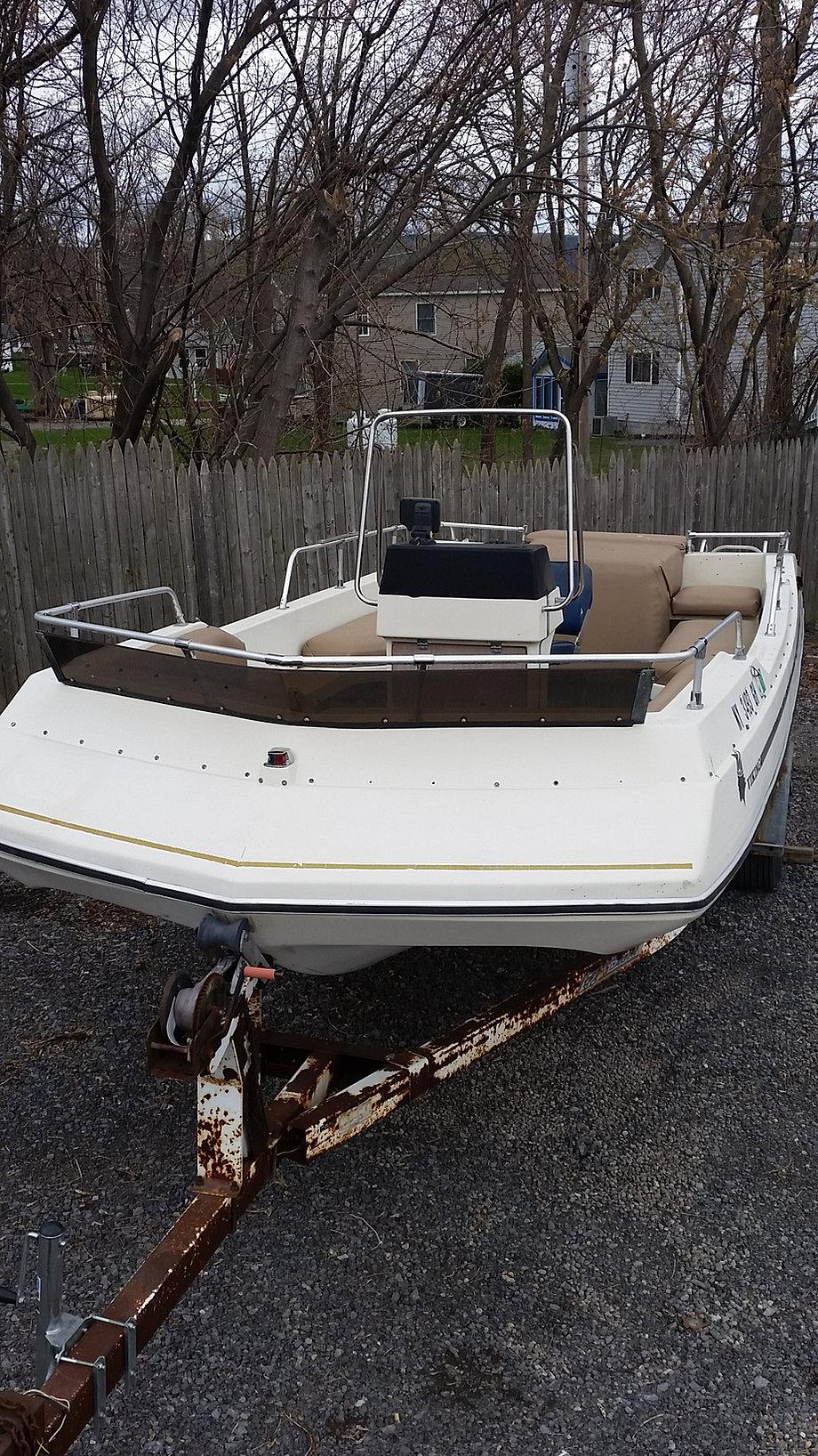 Boat Trailer Rental >> trident | Viking Deck