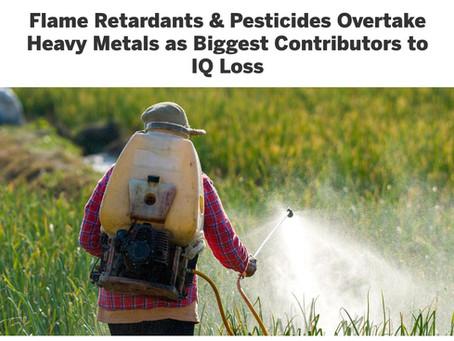 Pesticides and IQ?
