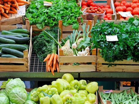 Can Farmer's Markets Help Heal The World?