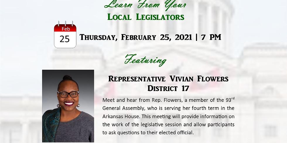 Linking With Local Legislators Series 1
