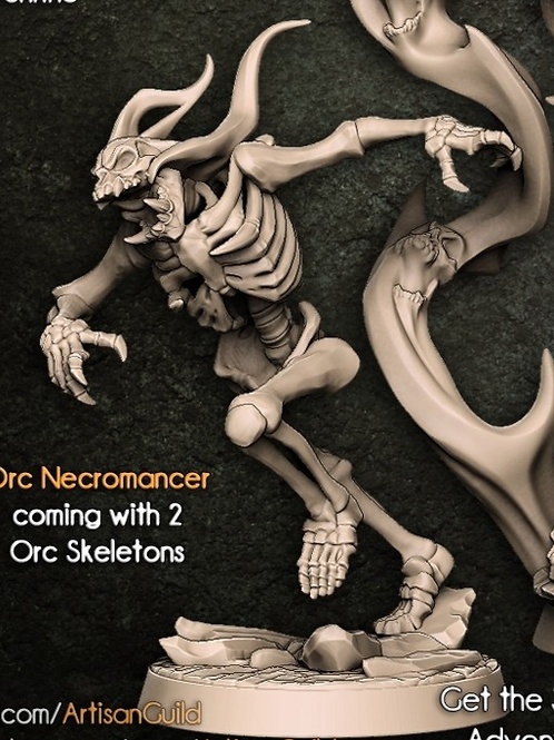 Skeleton A - Artisan
