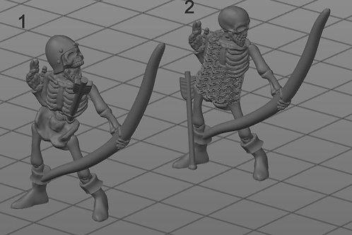 Esqueleto Arqueiro / Archer Skeleton