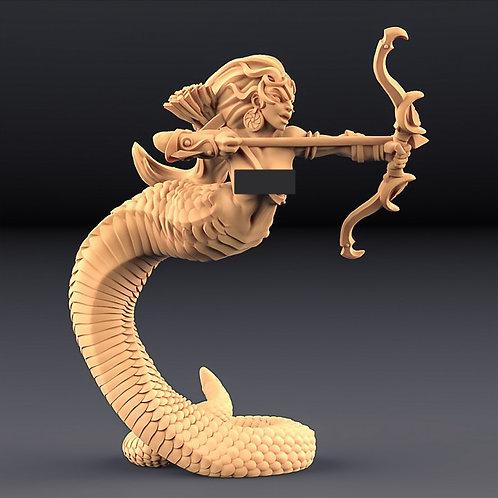 Snakewoman Arqueira C