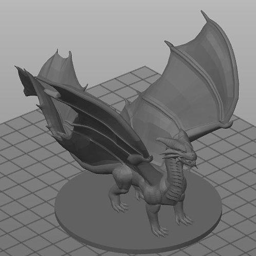 Dragão de Cobre / Copper Dragon
