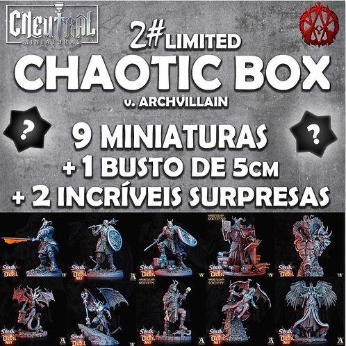 Limited Chaotic Box - Archvillain