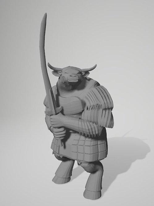 Yakfolk Warrior