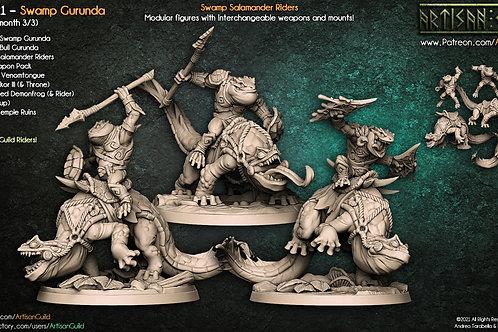 Kit Salamander Riders
