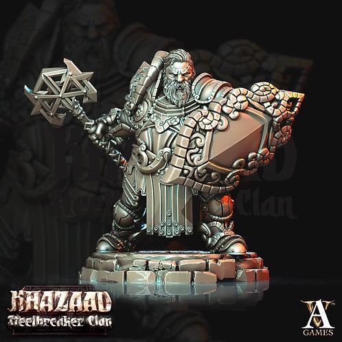 Steelbreaker Warrior 4