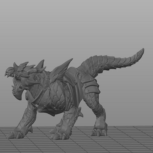 Dragonling / Guard Drake C - Artisan