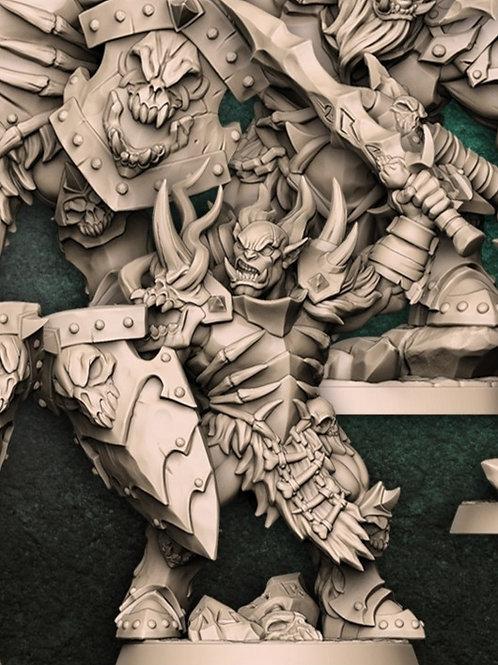 Frostmetal Orc B