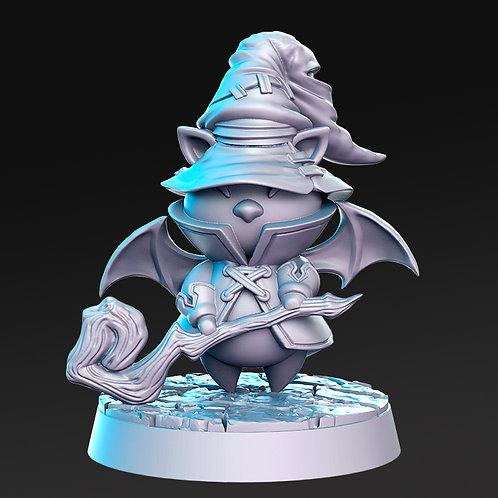 Wizzy - Batomon Wizard