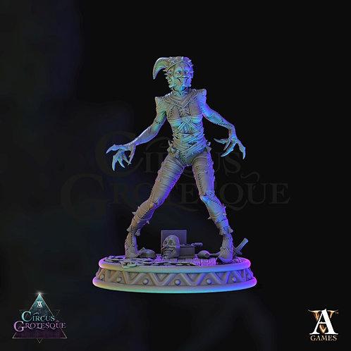 Circus Acrobat 3