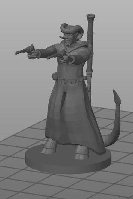 Tiefling Gunslider 1