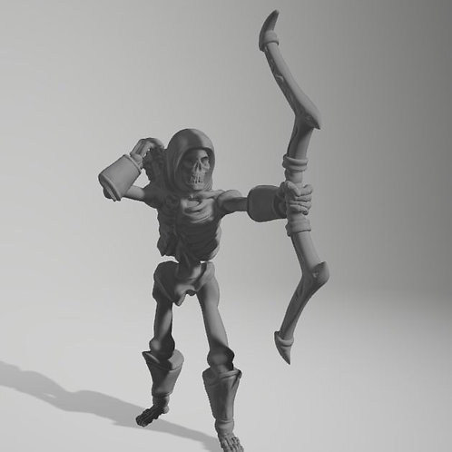 Esqueleto Arqueiro 1 / Archer Skeleton1