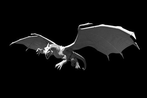 Dragão Branco Voador