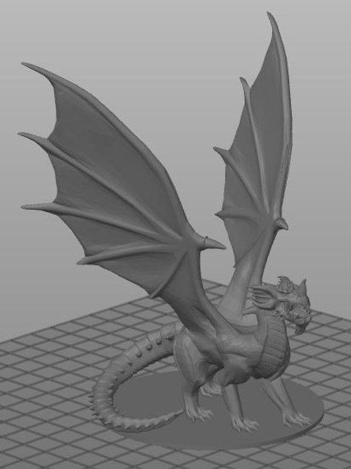 Dragão Azul / Blue Dragon